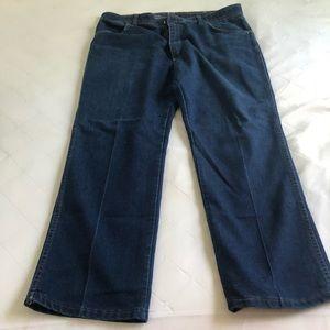 Wrangler 40x29 Regular Fit Men's Jeans